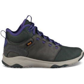 Teva Arrowood Venture WP Mid Shoes Dame darkest spruce